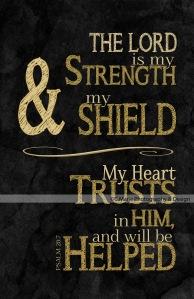 psalm 28 7